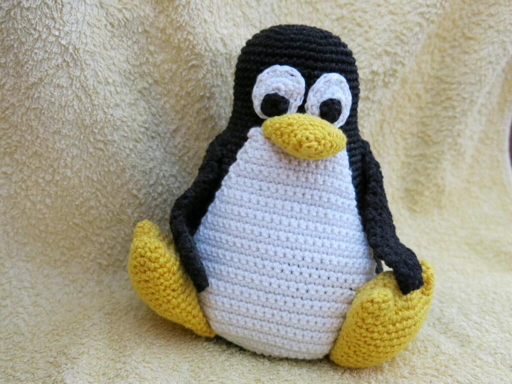 Penguin-Tux