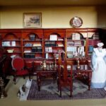 Viktorianische Bibliothek